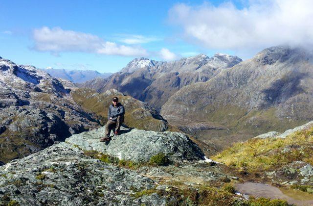 The Routeburn track, New Zealand (Jonny Duncan/Backpacking Man)