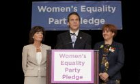 Cuomo Asks State Candidates to Support 'Women's Equality' Platform