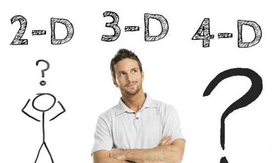 How to Picture the 4th Dimension and Fold Time (Videos)