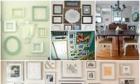 10 Easy to Do Gallery Wall Projects to Transform your Home or Office Space