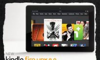 New Kindle Fire HDX 8.9 Is Here