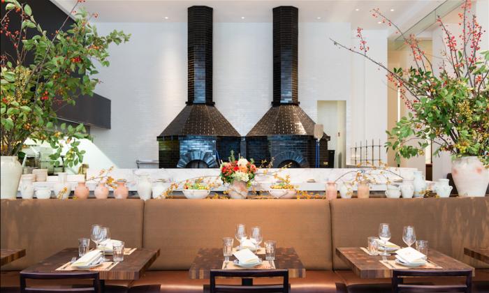 Marta, Danny Meyer's new restaurant. (Alice Gao)