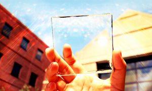 New Technology Turns Windows Into Solar Panels