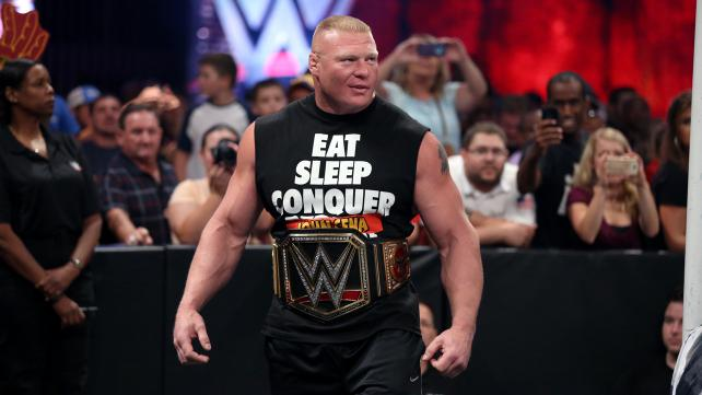 Here's the latest rumors and news from around the WWE, including Brock Lesnar, CM Punk, Daniel Bryan, and Roman Reigns (WWE)