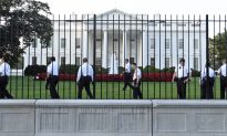Planners Approve Design for Taller White House Fence