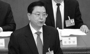 Top Party Official Seems to Soften Line on Hong Kong