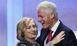 Hillary, Bill Clinton Earn More Than $139M Between 2007-14