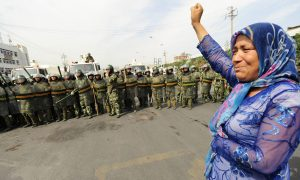 Explosions in Xinjiang Kill Two, Injuring Many More