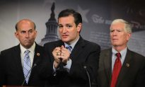 Ted Cruz Dreams Up Assorted Fossil Fuel Favors