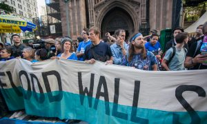 Occupy Wall Street Returns for a Day: Climate Change Radicals Call for Dismantling Capitalism