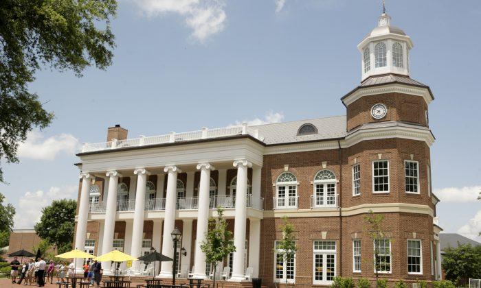 Randolph-Macon College in Ashland, Va., on July 13, 2014. (Jay Paul/Getty Images)