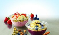 Jamba Juice Debuts New Energy Bowls, Basically Smoothies You Can Chew