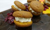 """Nothing Says """"Fall"""" Like These Pumpkin Whoopie Pies (Recipe)"""