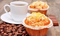 How to Make: Rhubarb and White Chocolate Muffins (Video)