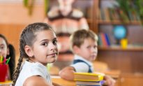 Kids Burn More Calories if They Stand in Class