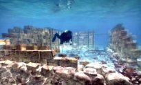The 5,000-Year-Old Sunken City in Southern Greece
