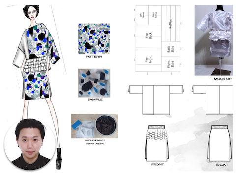 Ecochic Design Award 2014 nominee Victor, Shing Hong Chu, Hong Kong