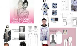 The Ecochic Design Award: Hong Kong's International Eco Fashion Competition