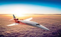 Supersonic Jet: Airbus to Help US Company Build One