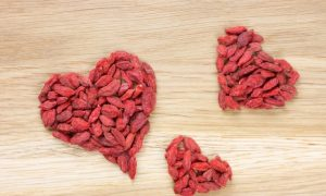 GoJi Berries for More Energy and Less Weight
