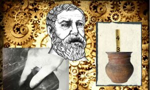 3 Crazy Ancient Inventions: You'll Be Surprised What the First Vending Machine Gave Out