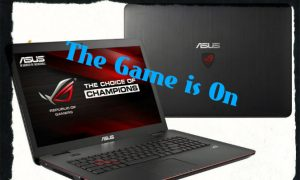 Asus Targets Gamers With New Notebooks