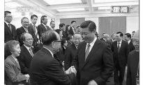 A Milder Tone to Hong Kong Seen in Xi Jinping's Meeting With Hong Kong Tycoons