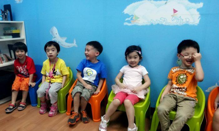 Kids in Hong Kong (Beth Williams, BesuDesu Abroad)