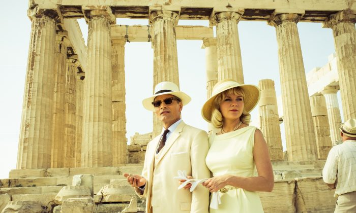 """Viggo Mortensen and Kirsten Dunst in """"The Two Faces of January."""" (Magnolia Pictures)"""