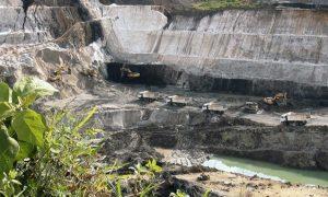 Coal Mine Has Heavy Impact in Indonesia-Borneo