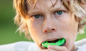 How Exercise Could Erode Teeth