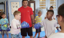 The Knockout of Childhood Obesity (Video)