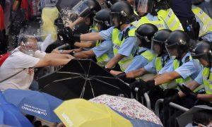 White House Says It Supports Hong Kong's Aspirations