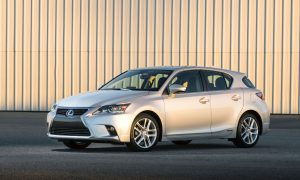 Lexus CT 200h: World's First Luxury Hybrid Hatchback