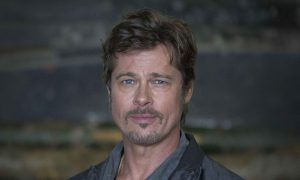 Brad Pitt War Film Wraps Up London Film Festival 2014
