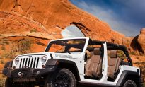 Jeep's Convertible Family Car