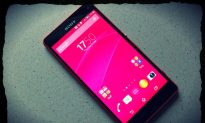 Sony Xperia Z3 Compact – Initial Impressions