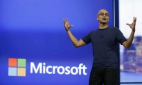 Microsoft Overtakes Oil Giant Exxon as 2nd Largest Traded Company