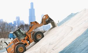 Surging Salt Prices Could Cripple Winter Roadways