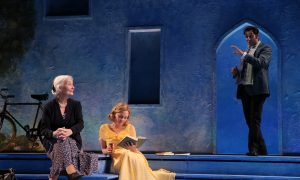 Theater Review: 'Indian Ink'