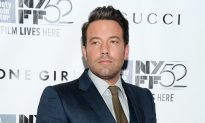 Ben Affleck's Kids Want Him to Star in 'Frozen' Not 'Batman'