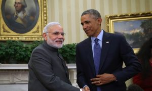 India: Forging New Relationships With Washington