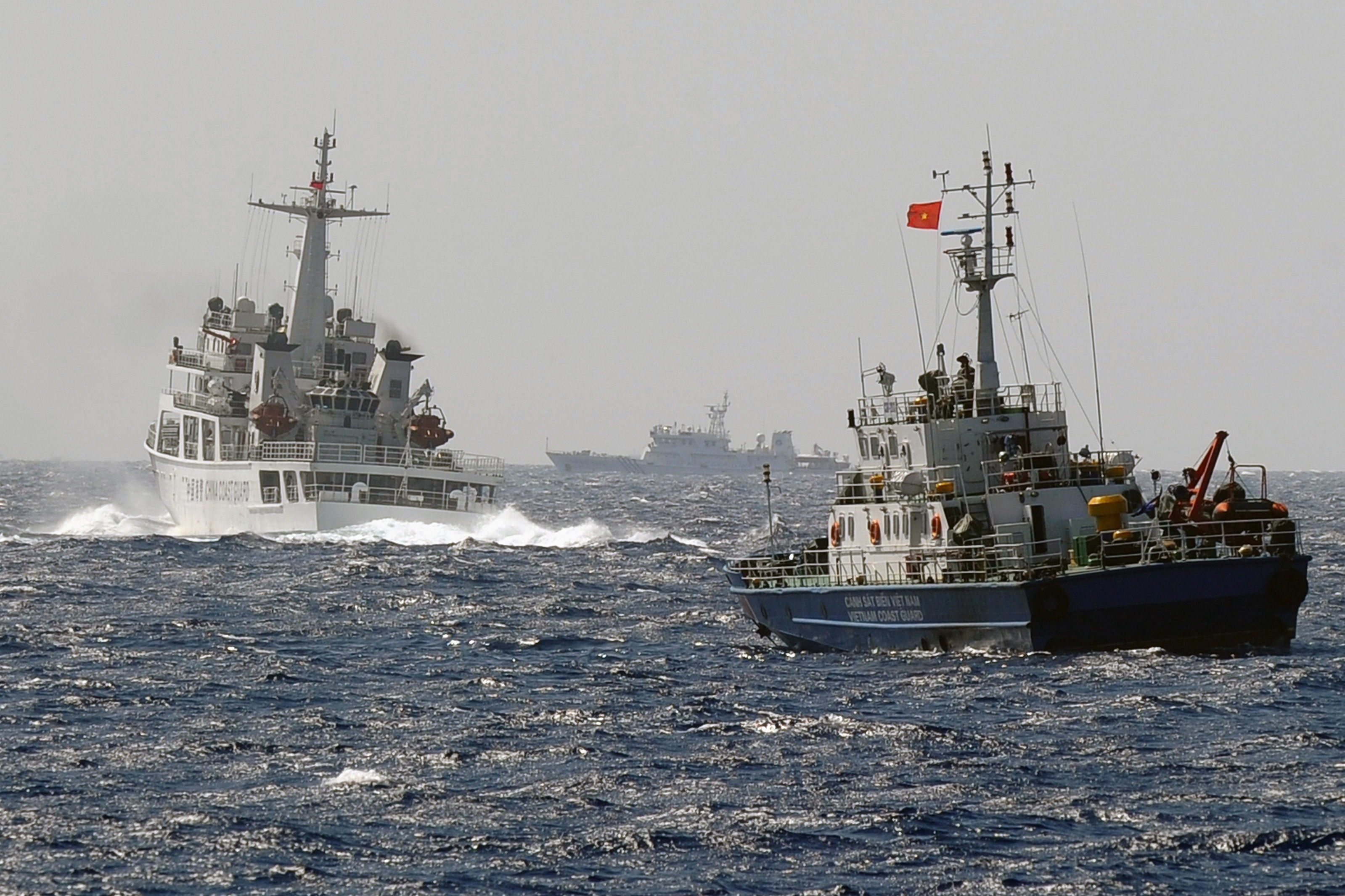 Vietnam, China Embroiled in South China Sea Standoff