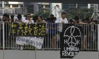 Pictures From the Hong Kong Protest, Day 4