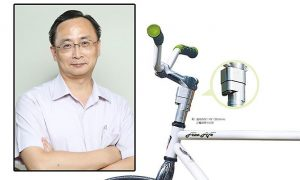 The Brains Behind the Gripfast Brand (Part 2): Extraordinary Microscience Delivers Bicycle Shock Absorber
