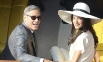 George Clooney Will Have a Second Wedding on October 26