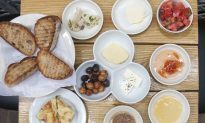 Entwine's Turkish Brunch