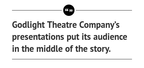 Article Quote: Theater Review: 'Deliverance'