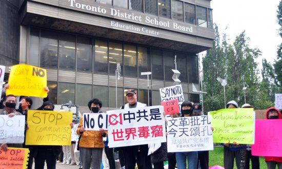 TDSB Committee Votes to Terminate Partnership With Confucius Institutes