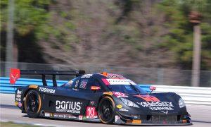 Daytona Prototypes Dominate Morning Practice for TUSC Petit Le Mans